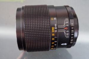 Raynox M42 135mm f2.8 classic lens