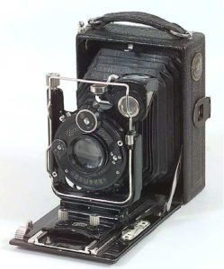 Zeiss Ikon Ideal 9x12 large format camera