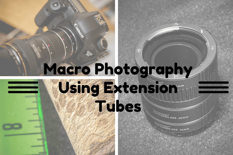 macro photography extension tube reverse lens