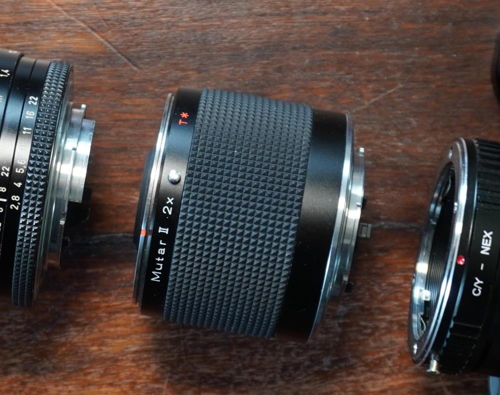 Carl Zeiss T*-coated Mutar II 2x tele-converter