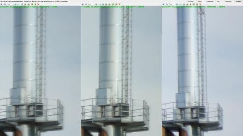 Corner sharpness Biotar 58mm f2 vs. Helios 44M-4 58mm f2 vs. Canon EF 50mm f1.8 STM at aperture f2